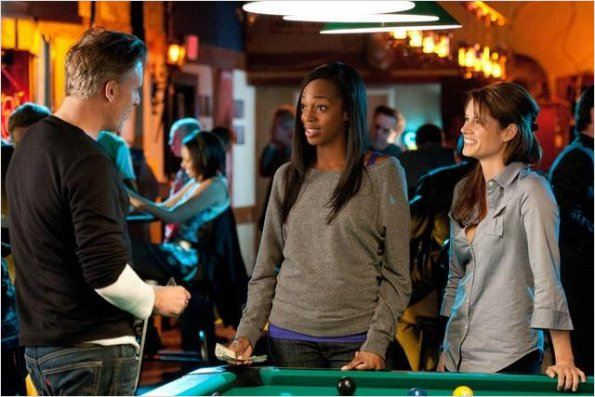Photo Callum Keith Rennie, Enuka Okuma, Missy Peregrym