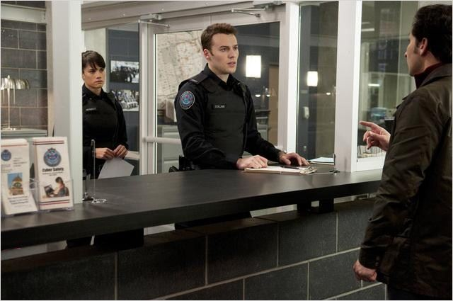 Photo Missy Peregrym, Peter Mooney