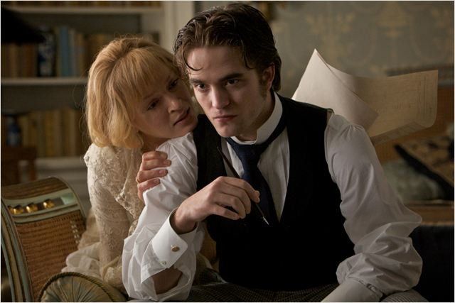 Bel Ami : Photo Robert Pattinson, Uma Thurman