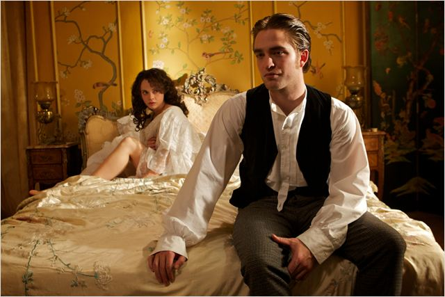 Bel Ami : Photo Christina Ricci, Robert Pattinson