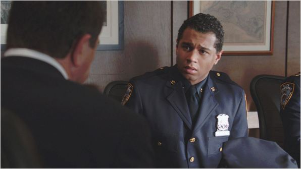 Blue Bloods : photo Corbin Bleu, Tom Selleck