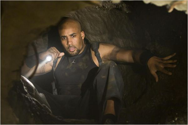 Resident Evil : Afterlife 3D : Photo Boris Kodjoe, Paul W.S. Anderson