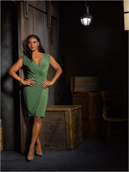 Castle : photo Tamala Jones