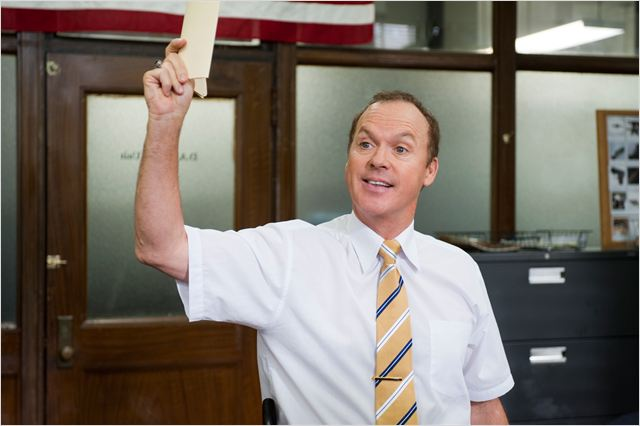 Very Bad Cops : Photo Adam McKay, Michael Keaton