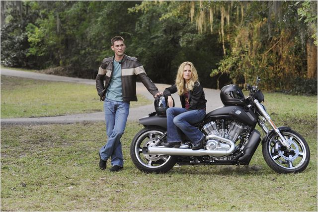 American Wives : photo Drew Fuller, Sally Pressman