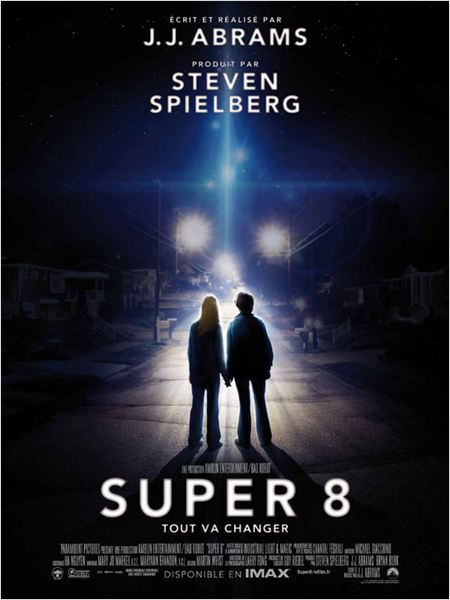 Super 8 : Affiche Elle Fanning, J.J. Abrams, Joel Courtney