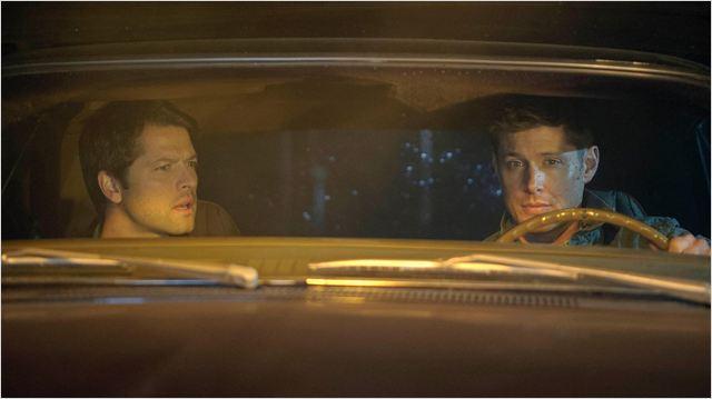 Supernatural photo de jensen ackles et misha collins 902 sur 1 315 allocine - Jensen ackles taille ...