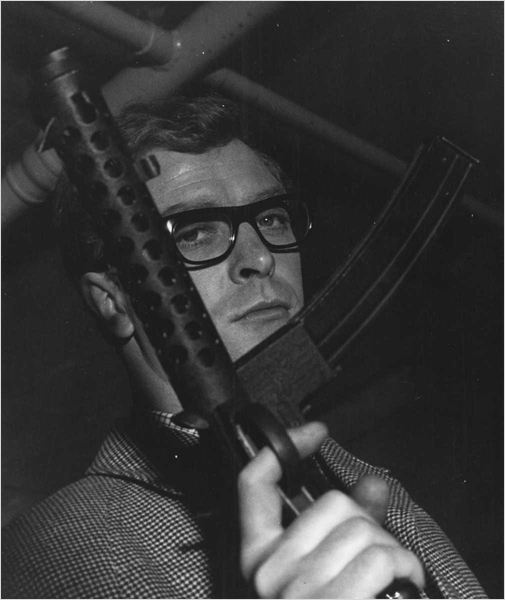 Ipcress - Danger immédiat : photo Michael Caine