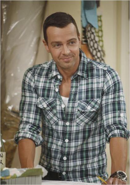 Melissa & Joey : photo Joey Lawrence