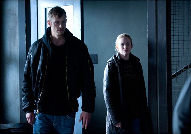 The Killing (US) : photo Joel Kinnaman, Mireille Enos