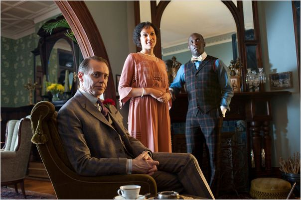 Photo Michael K. Williams, Natalie Wachen, Steve Buscemi