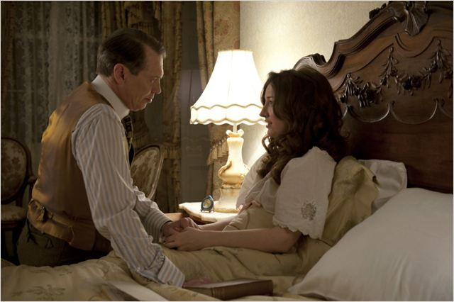 Boardwalk Empire : photo Kelly Macdonald, Steve Buscemi