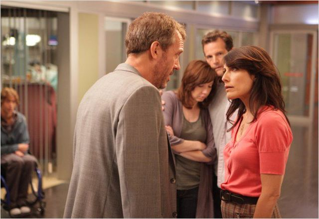 Dr House : Photo Hugh Laurie, Lisa Edelstein