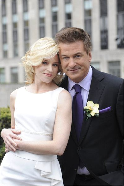 30 Rock : photo Alec Baldwin, Elizabeth Banks