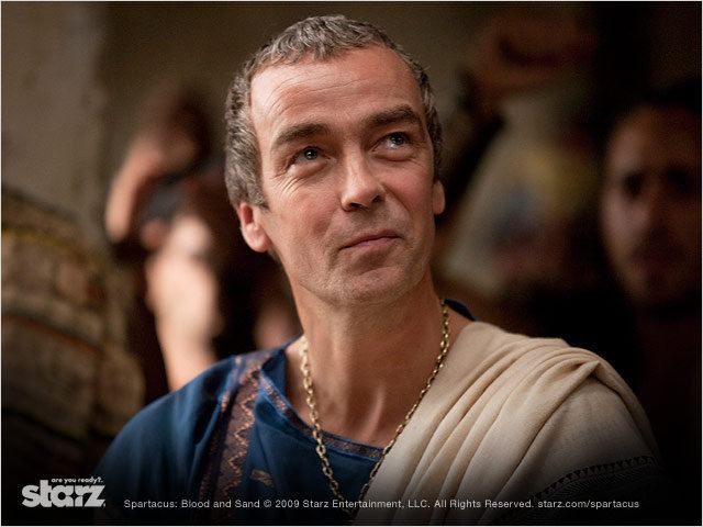 Spartacus : Photo John Hannah