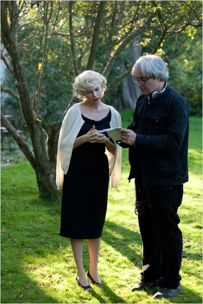 My Week with Marilyn : photo Michelle Williams, Simon Curtis
