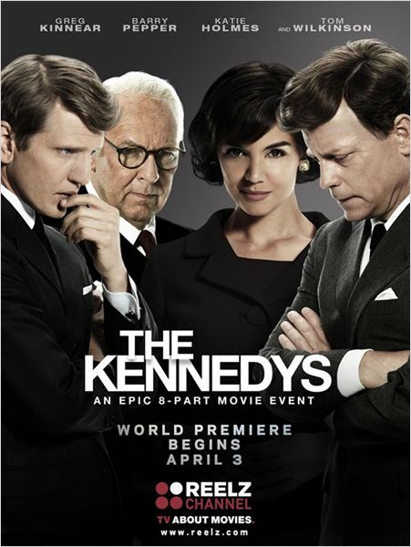 Les Kennedy : photo Barry Pepper, Greg Kinnear, Katie Holmes, Tom Wilkinson