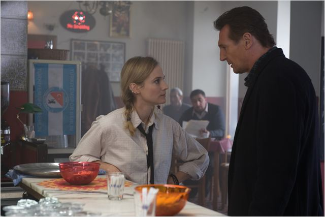 Sans identit&#233; : Photo Diane Kruger, Jaume Collet-Serra, Liam Neeson
