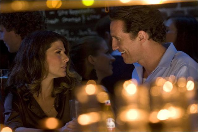 La Défense Lincoln : photo Brad Furman, Marisa Tomei, Matthew McConaughey