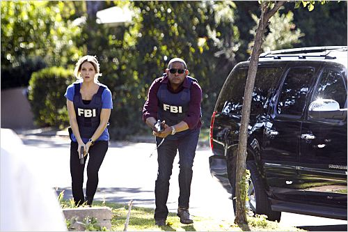 Criminal Minds: Suspect Behavior : photo Beau Garrett, Forest Whitaker