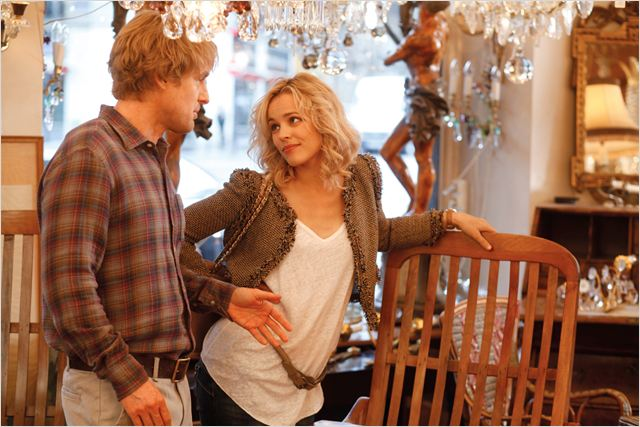 Minuit à Paris : Photo Owen Wilson, Rachel McAdams, Woody Allen