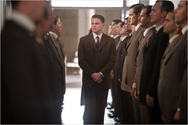 J. Edgar : Photo Clint Eastwood, Leonardo DiCaprio