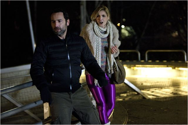 Platane : Photo Clotilde Courau, Gilles Lellouche