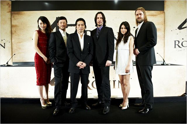 47 Ronin : Photo Hiroyuki Sanada, Keanu Reeves, Rinko Kikuchi, Tadanobu Asano