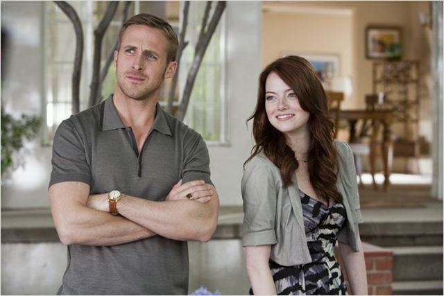 Crazy, Stupid, Love : Photo Emma Stone, Ryan Gosling