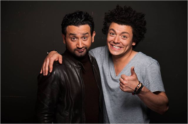 Photo Cyril Hanouna, Kev Adams
