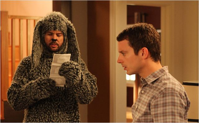 Wilfred (2011) : photo Elijah Wood, Jason Gann