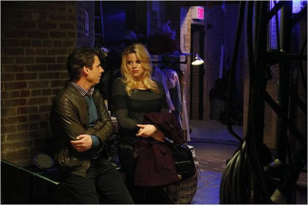 Smash : photo Christian Borle, Megan Hilty