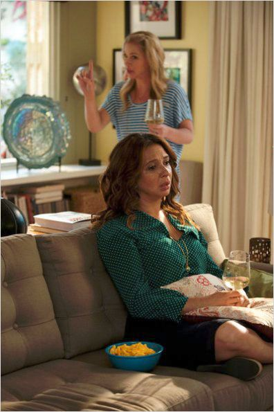 Up All Night : photo Christina Applegate, Maya Rudolph