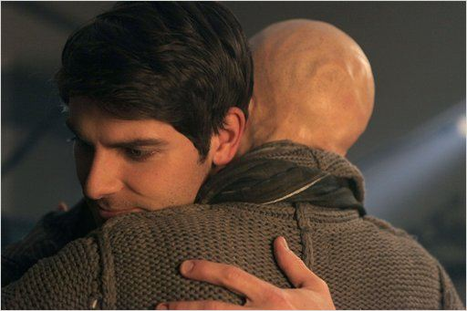 Grimm : photo David Giuntoli, Kate Burton