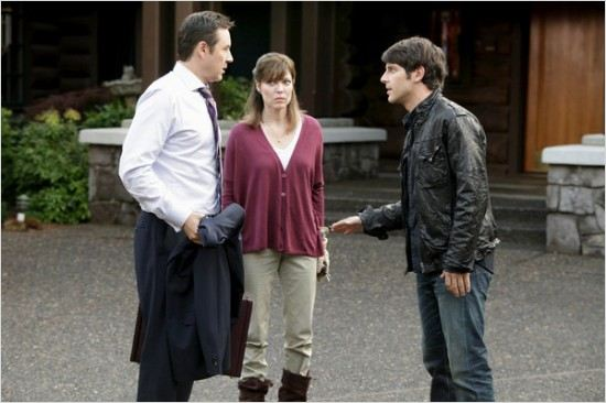 Grimm : photo Currie Graham, David Giuntoli, Jodie Harwood