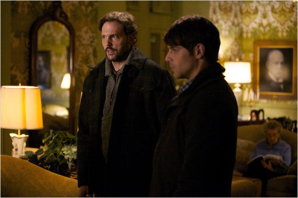 Grimm : photo David Giuntoli, Silas Weir Mitchell