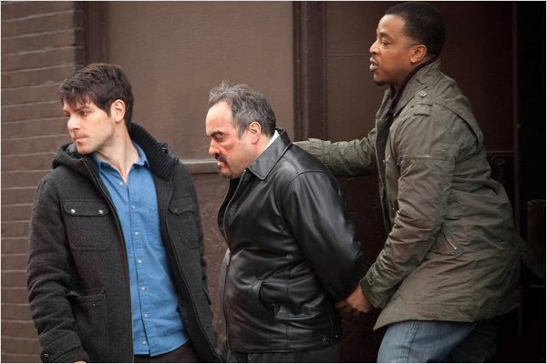 Photo David Giuntoli, David Zayas, Russell Hornsby