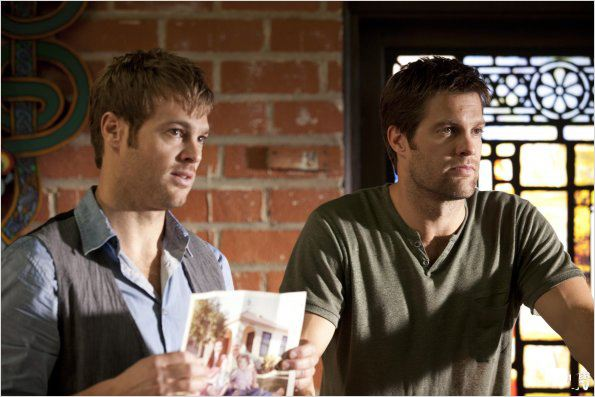 The Finder : photo Geoff Stults, George Stults