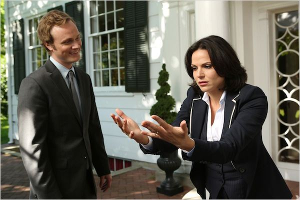 Once Upon A Time : photo David Anders, Lana Parrilla
