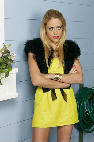 Suburgatory : photo Carly Chaikin