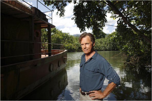 The River : photo Bruce Greenwood