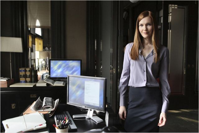Scandal : photo Darby Stanchfield