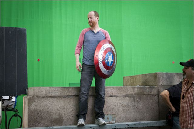 Avengers : photo Joss Whedon