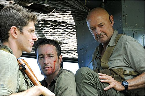 Hawaii 5-0 : photo Alex O'Loughlin, Sean MacCormac, Terry O'Quinn