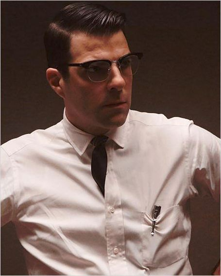 Photo Zachary Quinto
