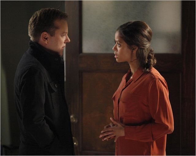 Touch : photo Gugu Mbatha-Raw, Kiefer Sutherland