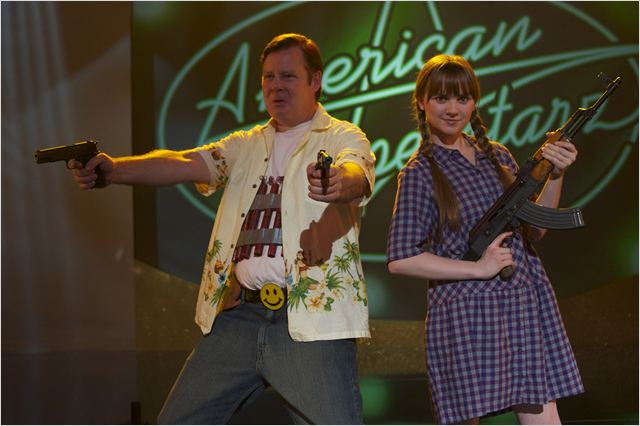 God Bless America : photo Joel Murray, Tara Lynne Barr