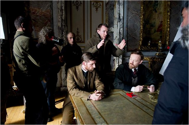 Sherlock Holmes 2 : Jeu d&#39;ombres : photo Guy Ritchie