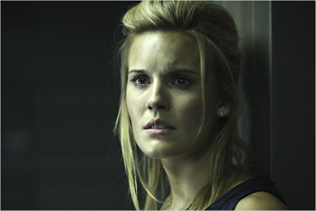 Lock Out : photo James Mather, Maggie Grace, Stephen St. Leger