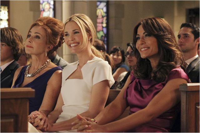 GCB : photo Annie Potts, Leslie Bibb, Marisol Nichols